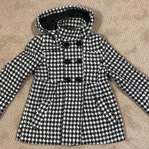 Rothschild hooded coat
